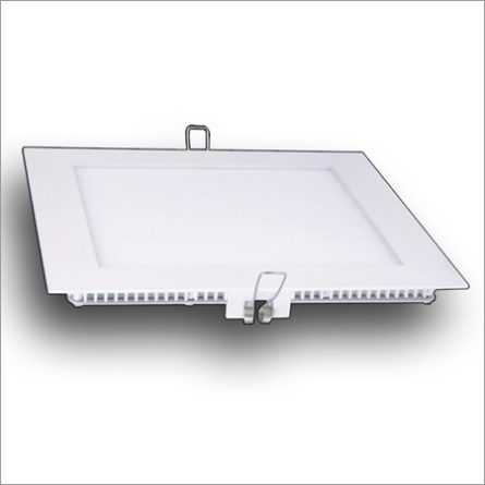 PANEL LED 12W CUADRADO INCRUSTAR LD 12CD